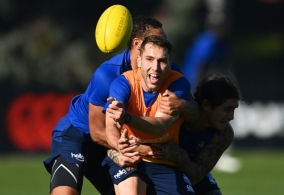 AFL 2020 Training - North Melbourne 260520