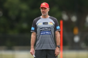 AFL 2020 Training - Gold Coast 270520