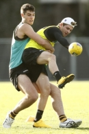 AFL 2020 Training - Hawthorn 270520