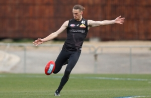 AFL 2020 Training - Western Bulldogs 010620