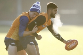 AFL 2020 Training - North Melbourne 090620