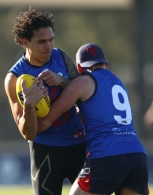 AFL 2020 Training - Melbourne 100620