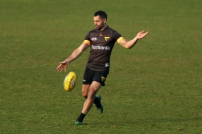 AFL 2020 Training - Hawthorn 110620
