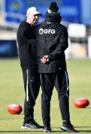 AFL 2020 Training - Port Adelaide 110620