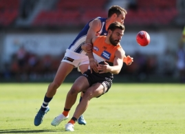 AFL 2020 Round 02 - GWS v North Melbourne