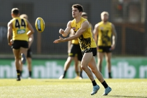 AFL 2020 Training - Richmond 170620