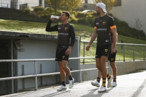 AFL 2020 Training - Hawthorn 170620