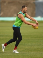 AFL 2020 Training - Essendon 170620