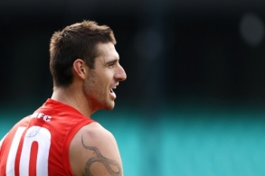 AFL 2020 Training - Sydney Swans 180620