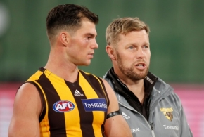 AFL 2020 Round 03 - Richmond v Hawthorn