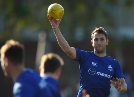 AFL 2020 Training - North Melbourne 190620