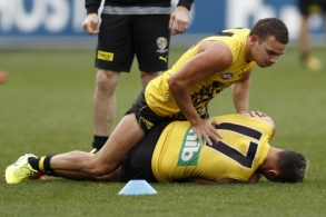 AFL 2020 Training - Richmond 250620