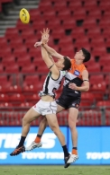 AFL 2020 Round 04 - GWS v Collingwood