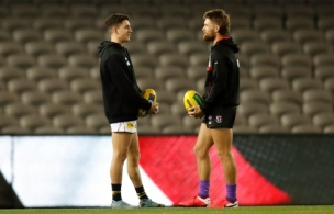 AFL 2020 Round 04 - St KIlda v Richmond