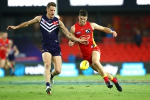 AFL 2020 Round 04 - Gold Coast v Fremantle