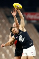 AFL 2020 Round 04 - Essendon v Carlton