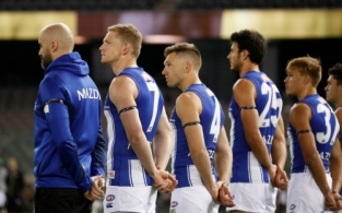 AFL 2020 Round 04 - Hawthorn v North Melbourne