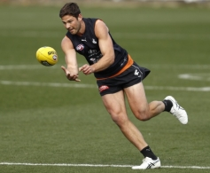 AFL 2020 Training - Carlton 300620