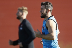 AFL 2020 Training - Essendon 010720