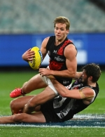 AFL 2020 Round 05 - Collingwood v Essendon