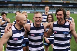 AFL 2020 Round 05 - Geelong v Gold Coast