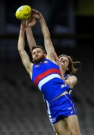 AFL 2020 Round 05 - Western Bulldogs v North Melbourne