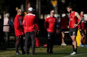 AFL 2020 Training - Sydney Swans 090720