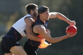 AFL 2020 Training - GWS 090720