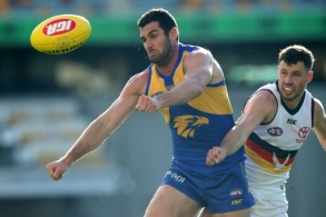 AFL 2020 Round 06 - West Coast v Adelaide