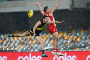 AFL 2020 Round 06 - Richmond v Sydney