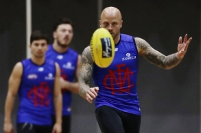 AFL 2020 Training - Melbourne 140720