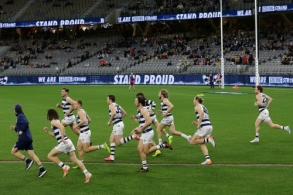 AFL 2020 Round 07 - Geelong v Collingwood