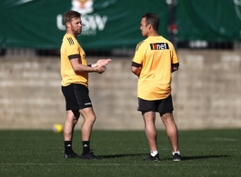 AFL 2020 Training - Hawthorn 240720