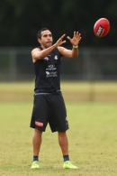 AFL 2020 Training - Carlton 240720
