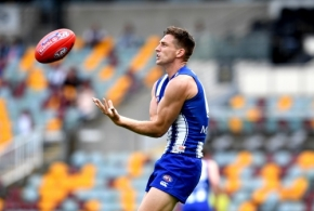 AFL 2020 Round 08 - North Melbourne v Carlton