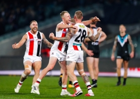 Photographers Choice - AFL 2020 Round 08