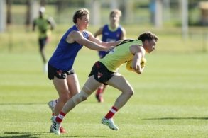 AFL 2020 Training - Sydney 300720