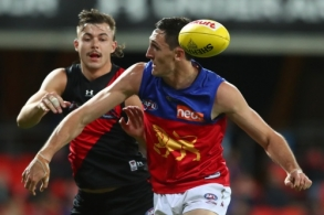 AFL 2020 Round 09 - Essendon v Brisbane