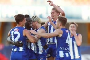 AFL 2020 Round 09 - North Melbourne v Adelaide