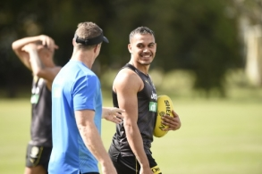 AFL 2020 Training - Richmond 030820