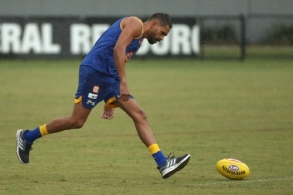 AFL 2020 Training - West Coast 030820