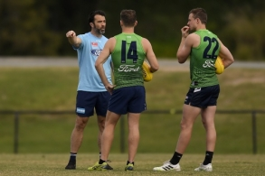 AFL 2020 Training - Geelong 040820
