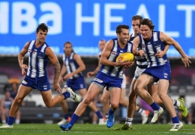 AFL 2020 Round 10 - Geelong v North Melbourne