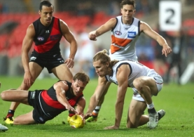 AFL 2020 Round 10 - Essendon v GWS