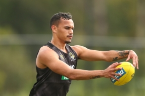 AFL 2020 Training - Richmond 070820