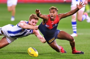 AFL 2020 Round 11 - Melbourne v North Melbourne