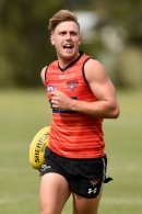 AFL 2020 Training - Essendon 100820