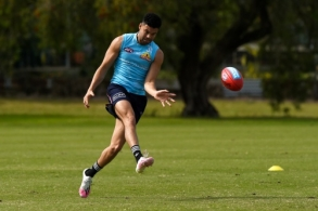 AFL 2020 Training - Western Bulldogs 120820