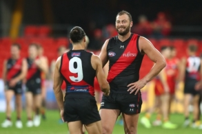 AFL 2020 Round 11 - Gold Coast v Essendon
