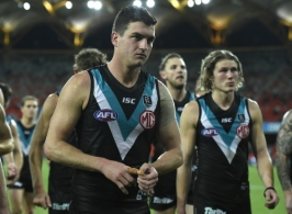 AFL 2020 Round 12 - Geelong v Port Adelaide